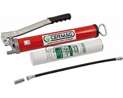 Greaser Pump For Professional Use With 600 G Cartridge Capacity 600 G