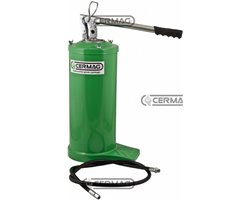 Barrel Greaser Pump For Professional Use Capacity 12 Kg