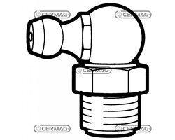 Lubricator With Spout At 90°