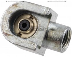 Heads For Lubricators - Package 1 Pcs - Telecalamit Inverted Type (10X1 Thread)