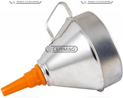 Metal Funnel With Filter