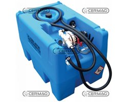 """Electric Pumps12/24 Volt With 220 Liter Tanks For Conveying Ad-Blue® - Total Exemption From """"Adr 1.1.3.1. C"""""""