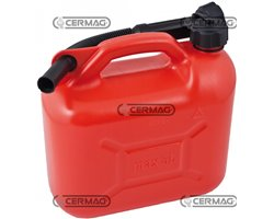 Plastic Fuel Can - 5 L