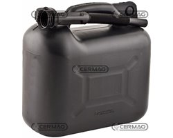 Plastic Fuel Can - 10 L