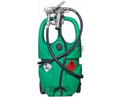 Movable Container For Diesel/Petrol 110 Lt. Capacity 110 L