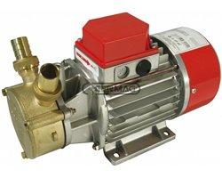 Electropump For Lubricating Oil - Gas Oil - Salaty Water - Soft Water - 24 V