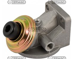 Cover For Cav 296, 796 Filters With Horizontal Diaphragm Primer