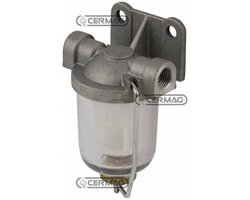 Complete Auxiliary Filter Support ,, M14X1.5 Thread