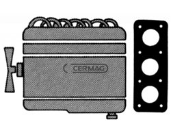 Series Of Gaskets For Lombardini - Intermotor