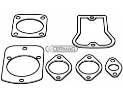Sealing For Lombardini Engines