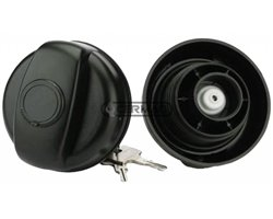 Male Screw Diesel Cap Ø65 Pitch 6.5, Vented By Venting System