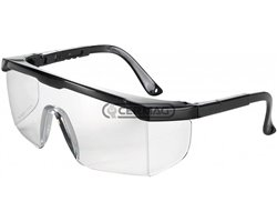 Scratchproof Glasses With Side Protections