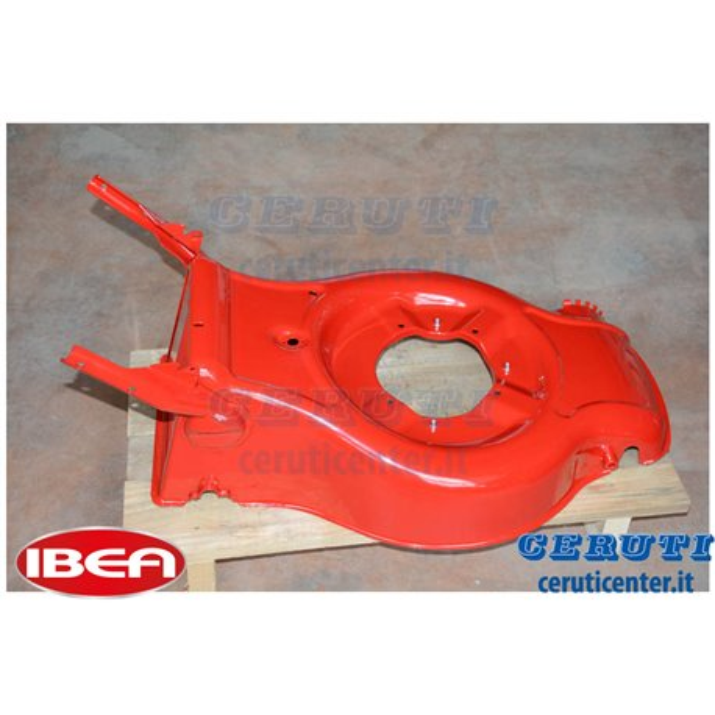 Body 470 Cpl Rivets - Genuine Ibea - P4090034Veri
