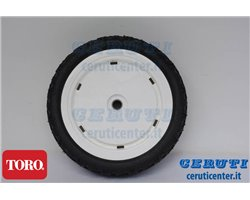 8 Inch Wheel Asm - Originale Toro - 107-3706